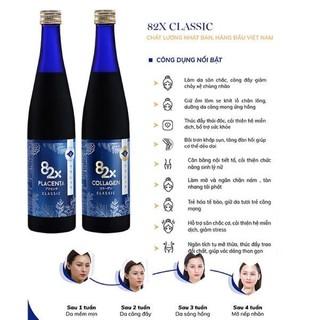 Nước uống đẹp da 82X Collagen Classic thumbnail