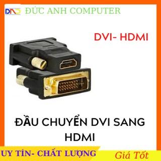 Đầu Chuyển DVI to HDMI (24+1)