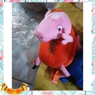(Mua Ngay) Balo Heo Peppa cho bé–6962 (Tốt Rẻ)