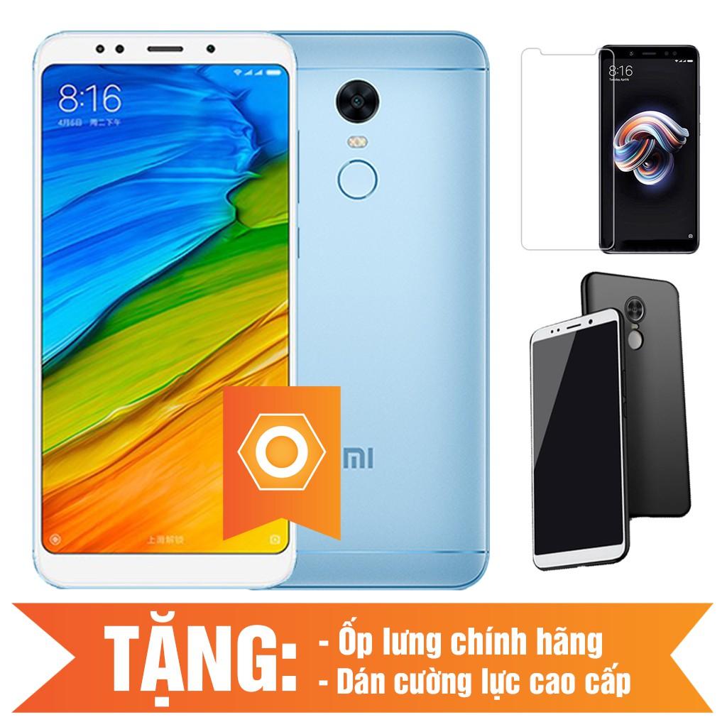 Điện thoại Xiaomi Redmi 5 Plus 32Gb Ram 3Gb + Ốp lưng + Kính cường lực - Hàng nhập khẩu - 3118781 , 1228801748 , 322_1228801748 , 3499000 , Dien-thoai-Xiaomi-Redmi-5-Plus-32Gb-Ram-3Gb-Op-lung-Kinh-cuong-luc-Hang-nhap-khau-322_1228801748 , shopee.vn , Điện thoại Xiaomi Redmi 5 Plus 32Gb Ram 3Gb + Ốp lưng + Kính cường lực - Hàng nhập khẩu