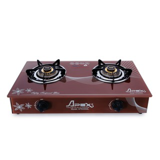 Bếp gas dương kính cao cấp APEX APB3550L - Bảo hành 18 tháng
