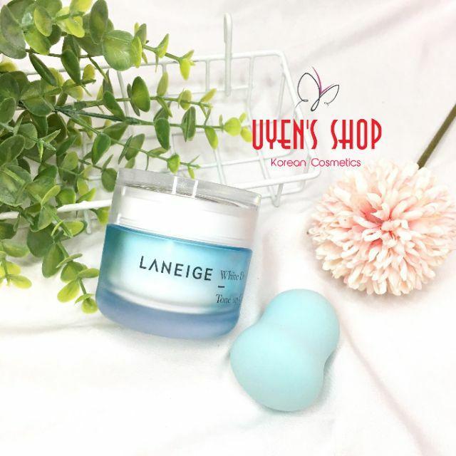 Kem dưỡng trắng da Laneige White Dew Tone Up Cream 50ml