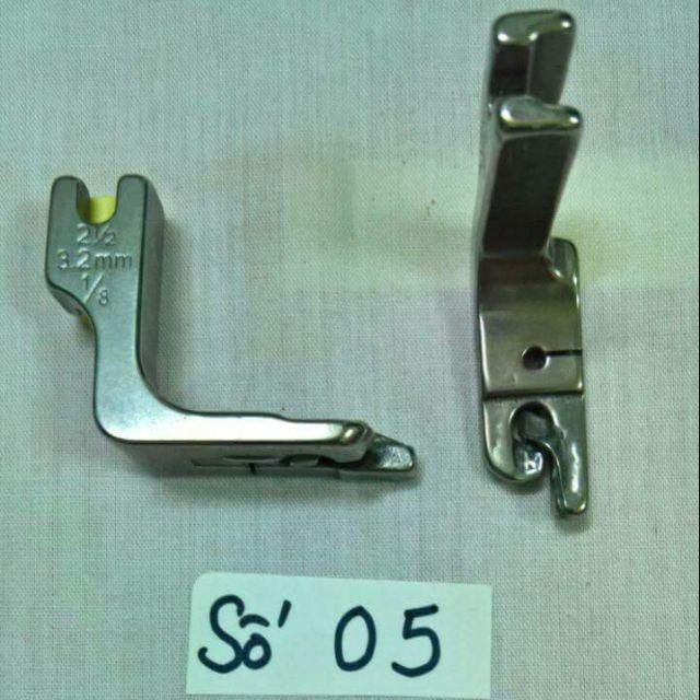 Chân vịt cuốn lai 3,2mm dùng cho máy may công nghiệp - 3163226 , 732603958 , 322_732603958 , 35000 , Chan-vit-cuon-lai-32mm-dung-cho-may-may-cong-nghiep-322_732603958 , shopee.vn , Chân vịt cuốn lai 3,2mm dùng cho máy may công nghiệp