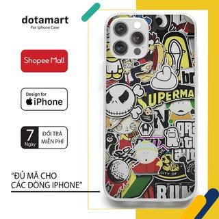 Ốp lưng iphone cao cấp Derma chống sốc chống bẩn dotamart TS13 cho dòng iphone xs,xr,11,11 pro ,12,12 mini,12 promax thumbnail