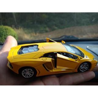 Đồ chơi xe điều khiển mẫu siêu xe
