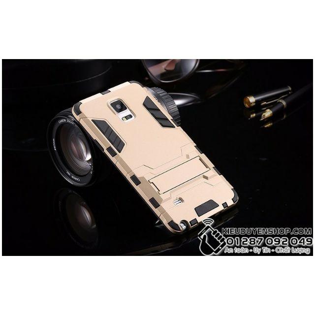 Ốp lưng Samsung Galaxy Note 4 chống sốc Iron Man