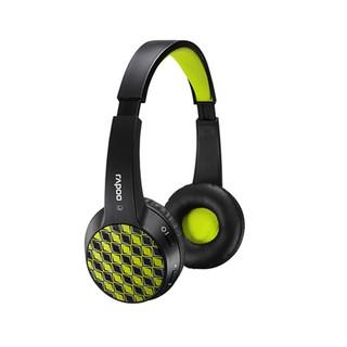 [Mã ELMS05 giảm 5% đơn 300K] Tai nghe không dây chụp tai Rapoo S100 (Đen)