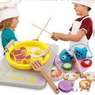 Funny Enlightenment Kitchen Toys Puzzle Pretend Play Toys Children Educational toys