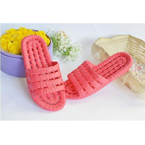 Dép lê xốp nam nữ đi (mang) trong nhà, văn phòng, nhà tắm chất liệu nhựa đúc nguyên khối siêu nhẹ, chống trơn DVS01