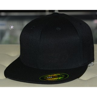 Nón The Premium 210 Full Black Snapback