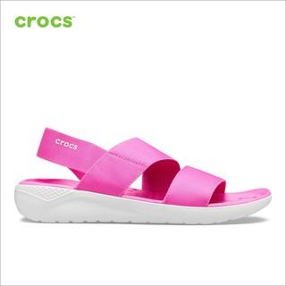 [Mã SUPE200K giảm 200K đơn từ 1tr2] Giày Sandals Nữ Crocs - LiteRide Stretch 206081-6QV thumbnail