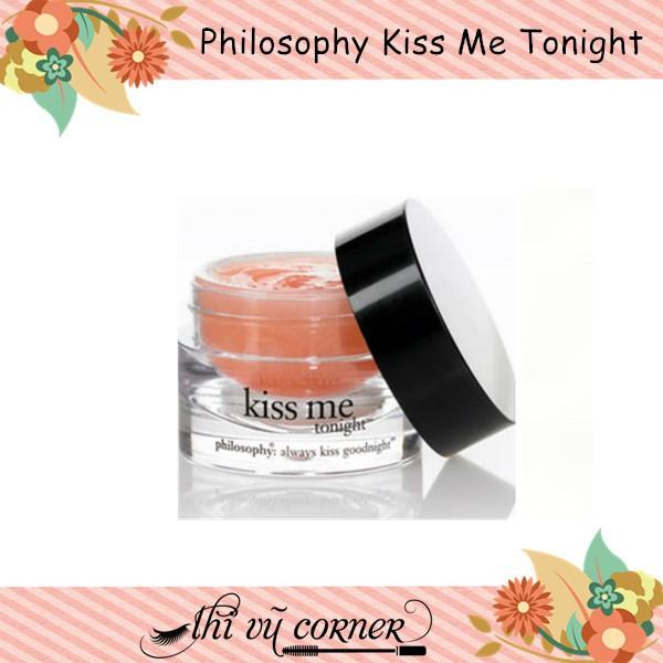 Son dưỡng môi Philosophy Kiss Me Tonight - 2458781 , 1217962474 , 322_1217962474 , 380000 , Son-duong-moi-Philosophy-Kiss-Me-Tonight-322_1217962474 , shopee.vn , Son dưỡng môi Philosophy Kiss Me Tonight