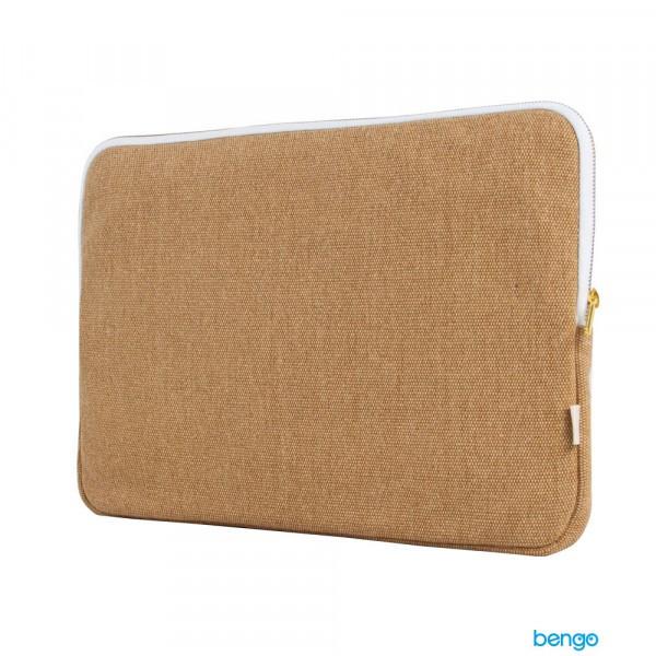 Túi laptop siêu mỏng Coloré - Brown