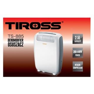 Máy hút ẩm Tiross TS-885 (20lít ngày) công suất 360W thumbnail
