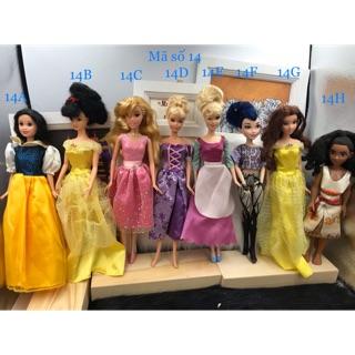 Búp bê công chúa Disney chính hãng. Búp bê hậu duệ. Mã Disney14 thumbnail
