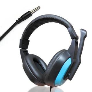 Tai nghe game thủ 471ĐT chụp tai có mic thoại 1 jack 3.5 tiện lợi đầu cắm 3 khấc dùng tốt cho cả điện thoại và máy tính