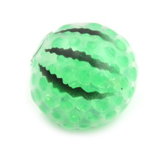 ☆VN Orange Watermelon Fruit Grape Ball Antistress Strap Reliever Squeeze Gift Toy