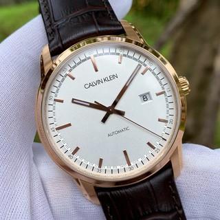 Đồng hồ nam CALVIN KLEIN Infinite K5S346G6 Rose Gold Men's Watch -  Automatic - Kính Sapphire [ Chính hãng ]