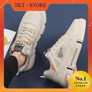 Giày Nam TKTM46 Giày Sneaker Tăng Chiều Cao Siêu Ngầu Thoáng Khí Phong Cách Trẻ Trung Năng Động thumbnail