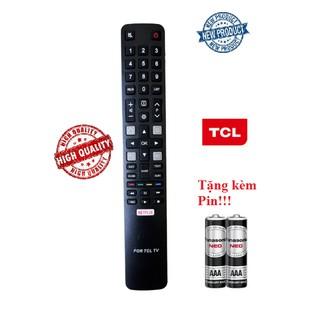 [Mã ELORDER5 giảm 10k đơn 20k] Điều khiển tivi TCL - TV TCL các dòng CRT LCD LED Smart TV - Hàng tốt