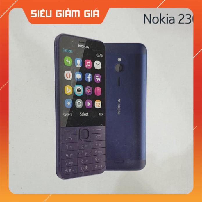 [ DEAL SỐC ] Điện Thoại Nokia 230 2 Sim - Hàng Chính Hãng Giao Hàng Toàn Quốc
