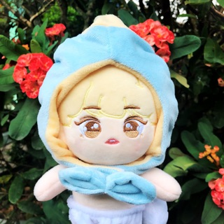 Quần áo sơ sinh cho doll 20cm
