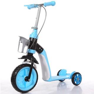 Xe trượt Scooter 2 trong 1 – Home and Garden