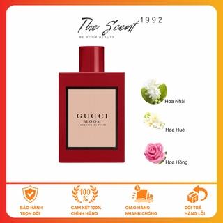 [Mini size 5ml] Nước Hoa Nữ Gucci Bloom Ambrosia di Fiori ED thumbnail
