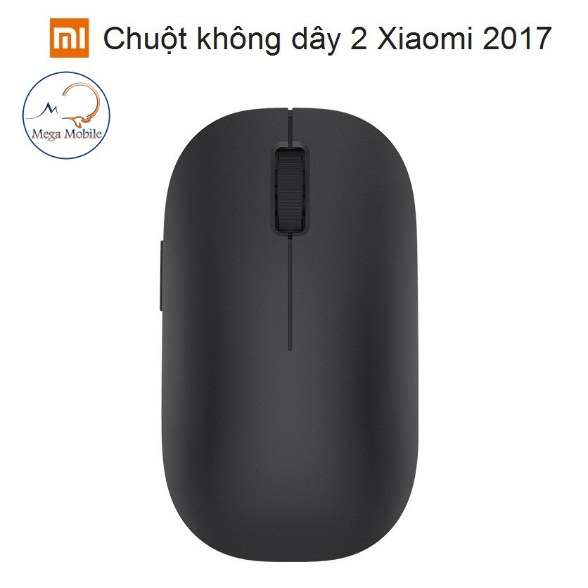 Chuột không dây Xiaomi Wireless Mouse 2 1200DPI 2017