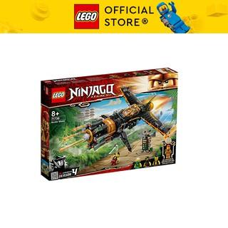 LEGO NINJAGO 71736 Phi Cơ Chiến Đấu Của Cole ( 449 Chi tiết)