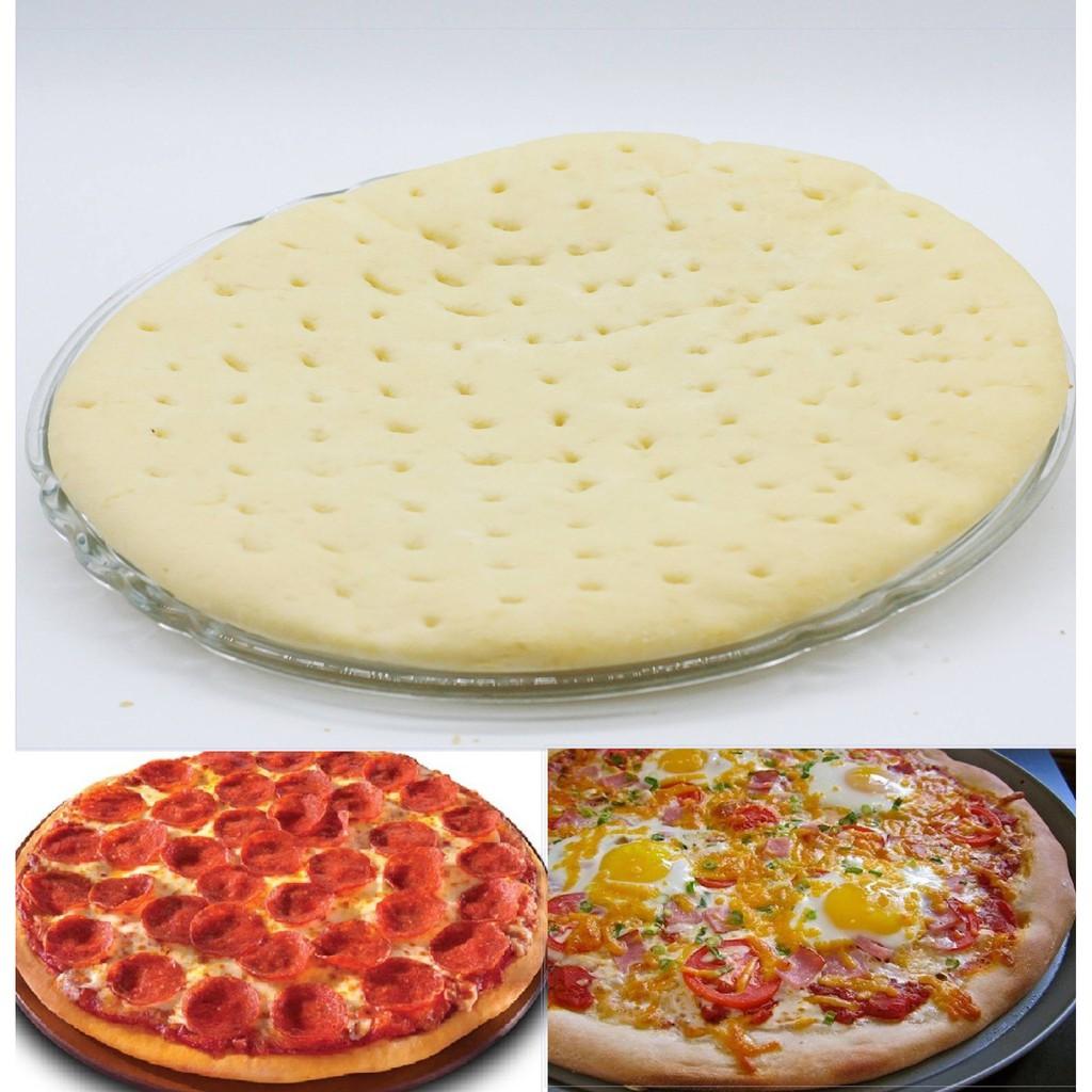 Bộ 5 Đế Pizza 18cm + bảo quản   Shopee Việt Nam