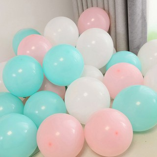 10Pcs Matt Balloon Kids Toys Balloons Wedding Birthday Party Decorations