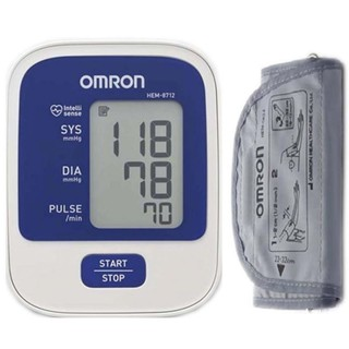 Máy đo huyết áp bắp tay Omron HEM – 8712 BH 5 năm chính hãng