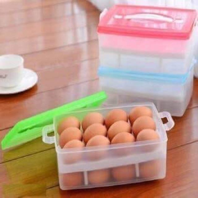 Hộp đựng trứng 24 quả - 3547909 , 1263614525 , 322_1263614525 , 59000 , Hop-dung-trung-24-qua-322_1263614525 , shopee.vn , Hộp đựng trứng 24 quả
