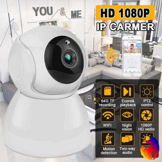 WIFI 1080P 720P P2P Outdoor Wireless IR Cut Security IP Camera with Night Vision Giá chỉ 337.400₫