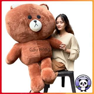 Gấu bông brown 1m7 khổ cao 1m5