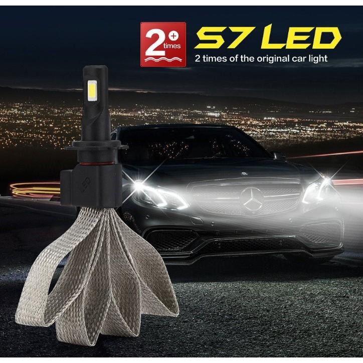 Bộ 2 bóng đèn led trước cho xe hơi ô tô MODEL H4 Headlight (Cao cấp sợi nhôm chịu nhiệt, chống nước - 3558149 , 1309799451 , 322_1309799451 , 895000 , Bo-2-bong-den-led-truoc-cho-xe-hoi-o-to-MODEL-H4-Headlight-Cao-cap-soi-nhom-chiu-nhiet-chong-nuoc-322_1309799451 , shopee.vn , Bộ 2 bóng đèn led trước cho xe hơi ô tô MODEL H4 Headlight (Cao cấp sợi nh