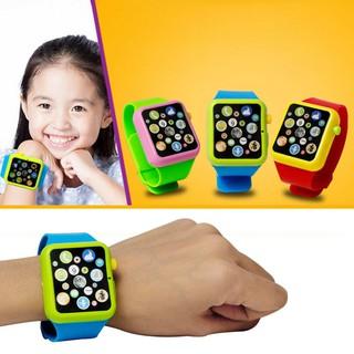 【hot sale】Kids Early Education Smart Watch Learning Machine 3DTouch Screen Wristwatch