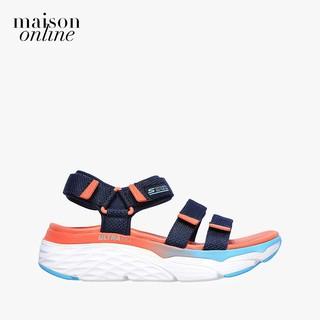 SKECHERS - Giày sandal nữ phối quai ngang Max Cushioning Slay 140120-NVMT thumbnail