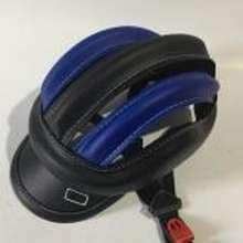nón 3sọc xanh (xanh dương)