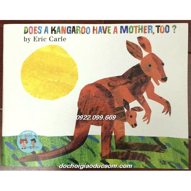 Does A Kangaroo Have A Mother, Too