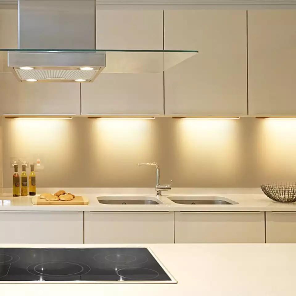 Bộ đèn LED thanh ngang gắn tủ quần áo , tủ giày , kệ bếp , tủ kính trang  trí...   Shopee Việt Nam