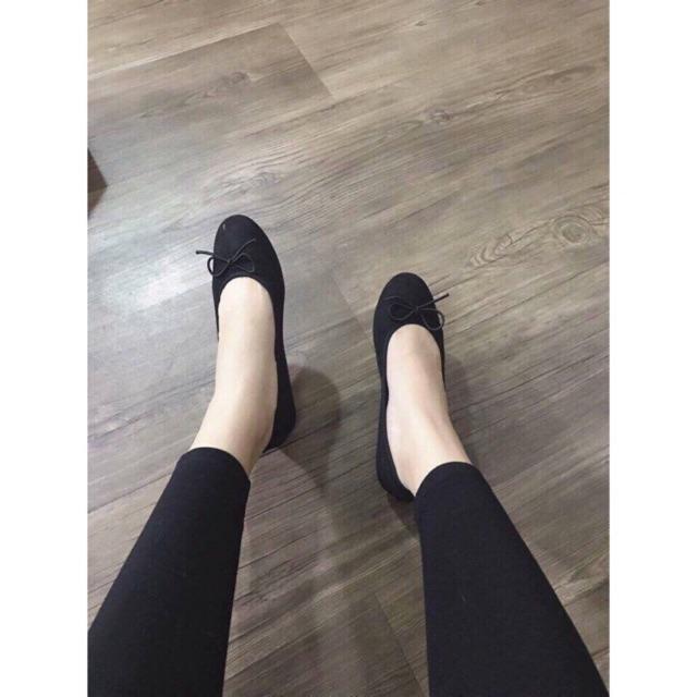Giày bệt nơ - KÈM CLIP VÀ ẢNH T