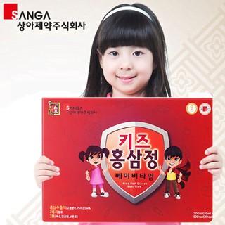 Nước Hồng Sâm Baby Sanga Hàn Quốc thumbnail
