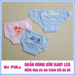 Quần đóng bỉm cho bé Baby Leo loại đẹp size từ 0 đến 8kg