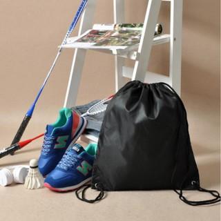 Túi giày thể thao tiện ích, chống thấm nước, màu đen thumbnail