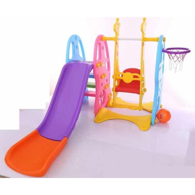 Bộ đồ chơi cầu trượt cho bé