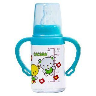Bình sữa CACARA 140ml,250ml loại có tay cầm thumbnail
