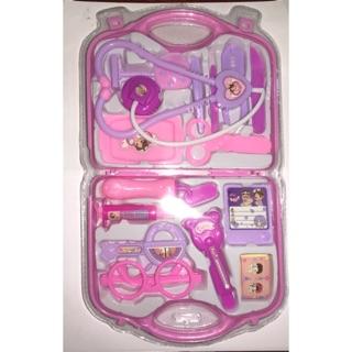 Bộ đồ chơi vali bác sĩ cho bé tập làm bác sỹ (hình thật)