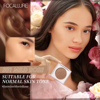 Focallure Full Coverage Creamy Smooth Texture JasmineMeetsRose Contour 1pc 3.7g 4